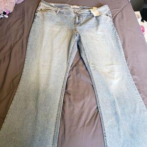 Torrid Luxe Slim Boot Jeans